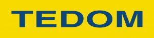 Tedom logo low
